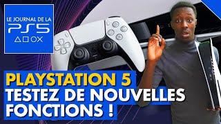 PS5 : Testez de NOUVELLES FONCTIONS PlayStation 5 en avant-première ! 💥 Starfield, Demon's Souls PS4