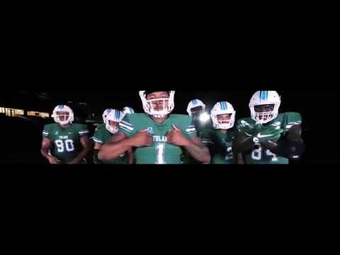 Tulane Football 2018  Video