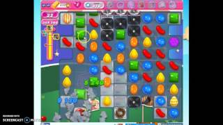 Candy Crush Level 410 w/audio, tips, hints, tricks