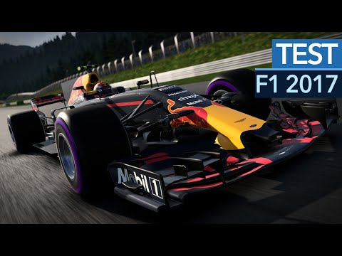 F1 2017 - Test / Review zum Formel 1-Rennspiel