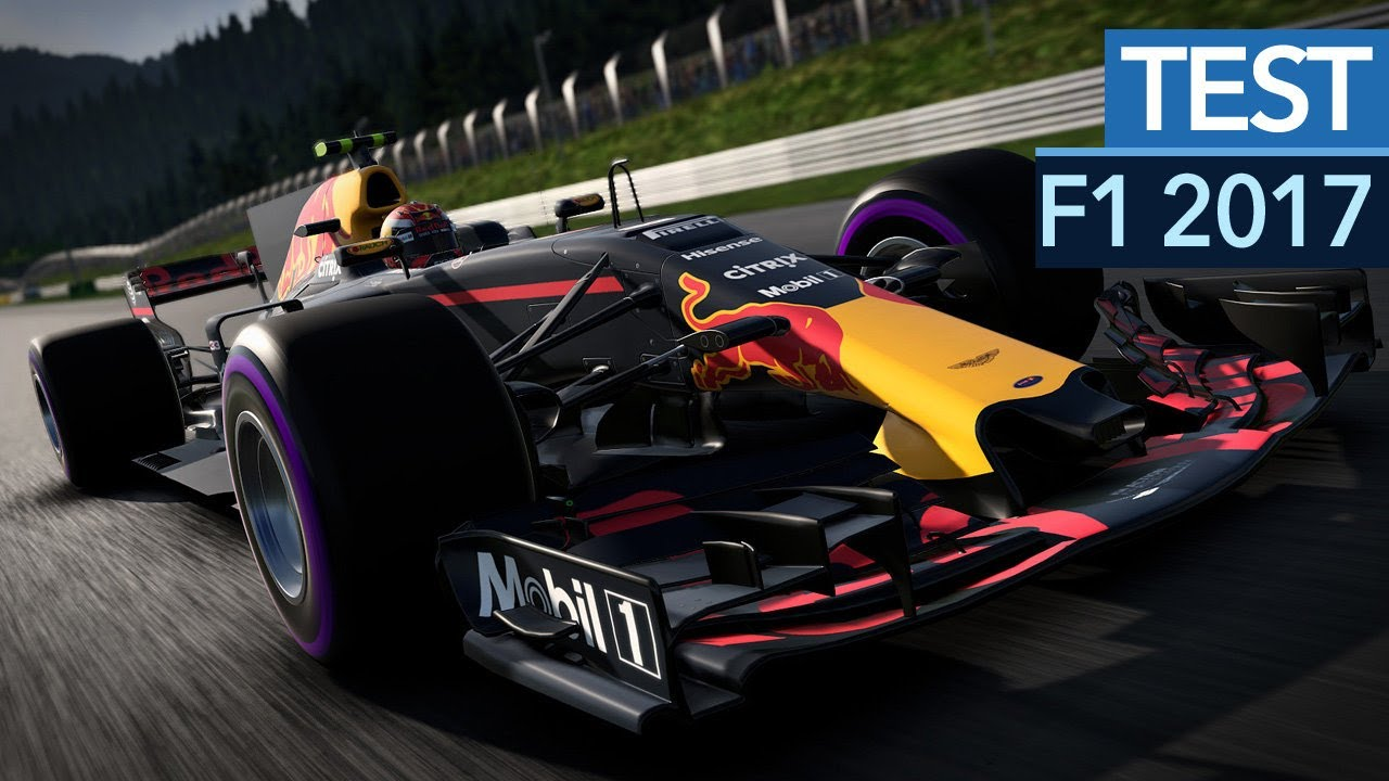 Test Formel 1 2017 Ps4