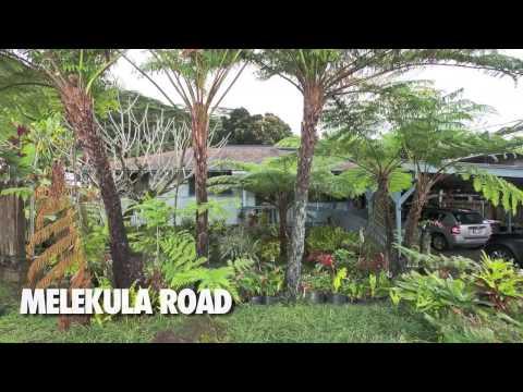 Melekula Road - Kaneohe, Hawaii