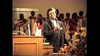 Rev. M.L. Curry - Guide Me O Thou Great Jeehovah