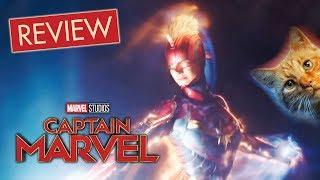 Review phim CAPTAIN MARVEL (Đại úy Marvel)