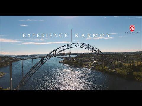 Experience Karmøy (Opplev Karmøy, English version - 4K) - Travel to Norway