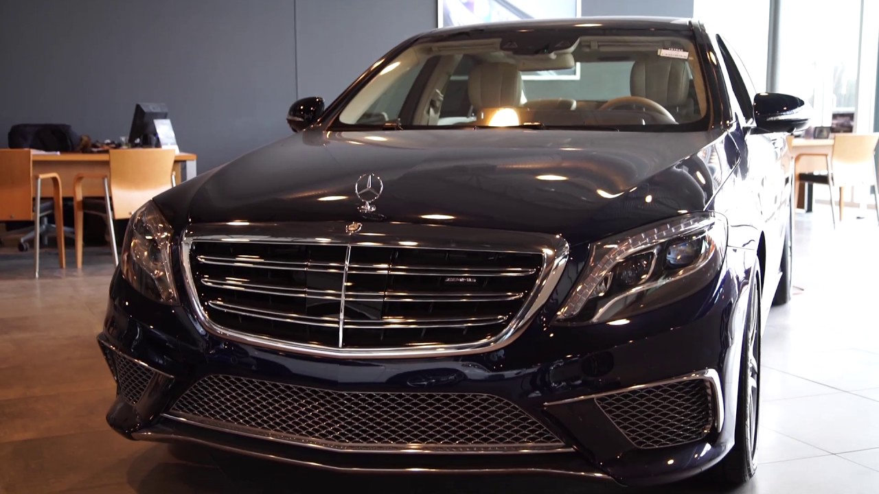 2015 mercedes s65 amg motor werks of barrington youtube for Motor werks barrington used cars