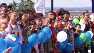 Новый Дом культуры открылся в Комсомольском районе