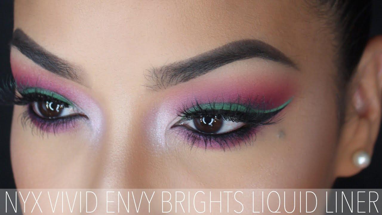 Vivid Brights Eyeliner by NYX Professional Makeup #20
