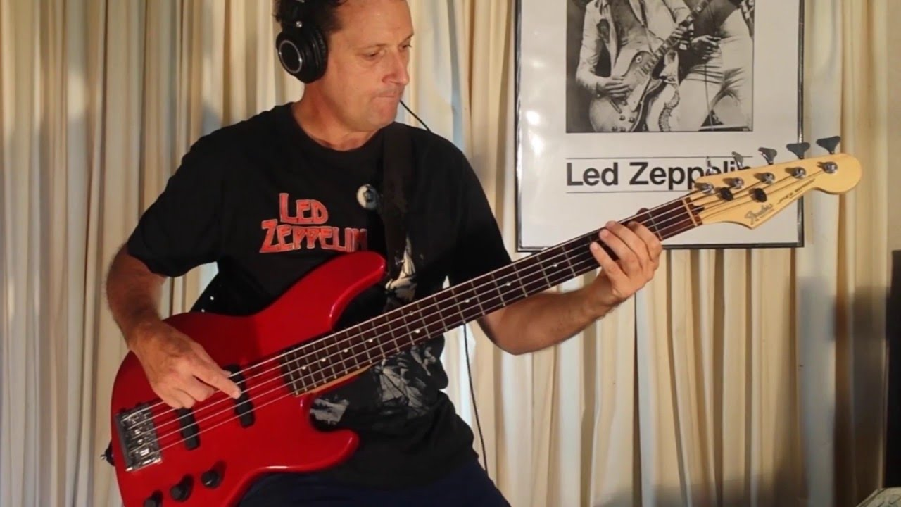 Bass tablature moby dick led zeppelin