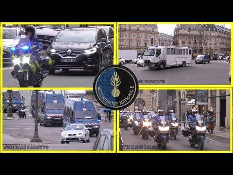 La Gendarmerie  Dans Paris (compil)