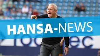 Die Hansa-News vor dem 1. Spieltag