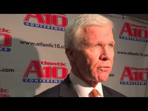Davidson moves to the Atlantic 10