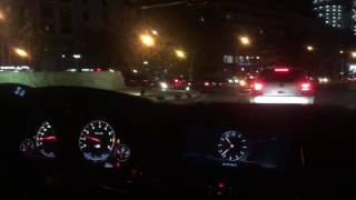 Bmw M5 F10 Georgia Tbilisi Drifting Nightride