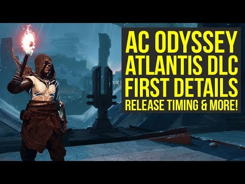 Assassin's Creed Odyssey Atlantis DLC FIRST DETAILS, Release Timing, Free Quest & More (AC Odyssey) thumbnail