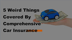 2017 Comprehensive Car Insurance - Important Things Covered By Comprehensive Car Insurance