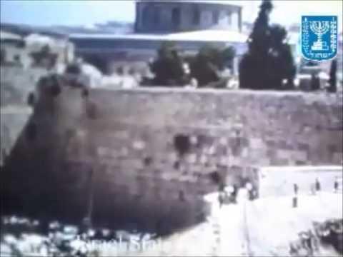 """סרט נדיר מאוד - חרדים ירושלמיים תשכ""""ח - תשל""""א  1967 - 1971"""