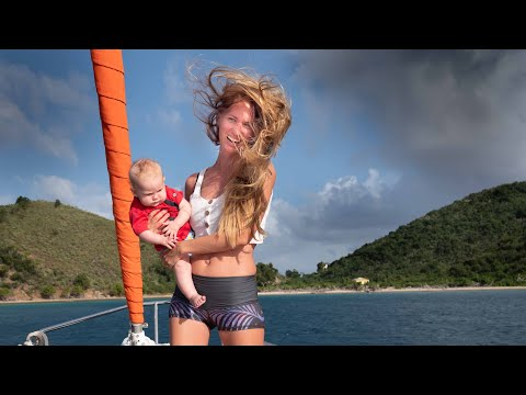 STUCK ABOARD for 5 days 💨⚓⛵ GALES in the Bahamas! Sailing Vessel Delos Ep. 274 from YouTube · Duration:  22 minutes 54 seconds