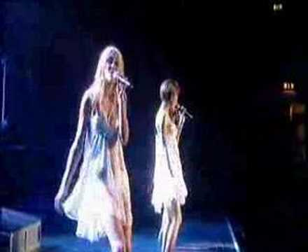 Atomic Kitten - The Last Goodbye [Live from Wembley Area]