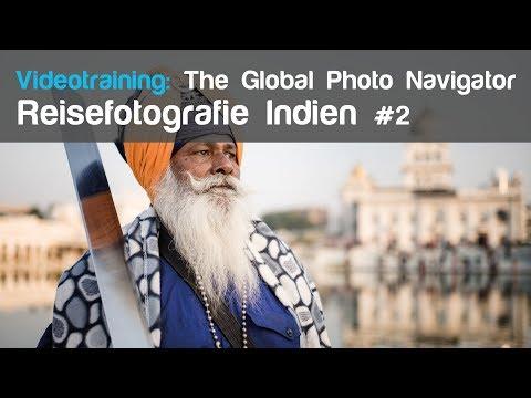 Reisefotografie in Indien 🌍 GPN# 2 Sikh Krieger 📷 fotografieren lernen