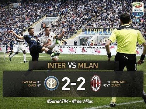 Inter-Milan 2-2   SONO INCAZZATO NERO [SFOGO!]