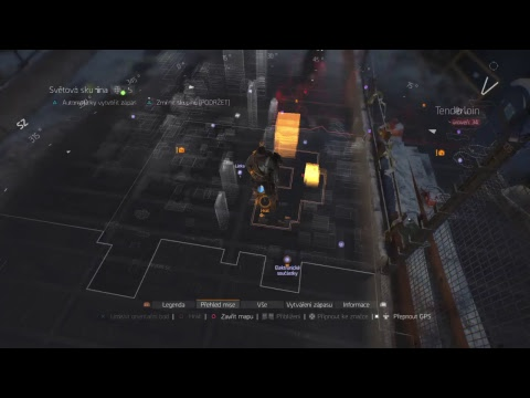 Tactic run The Division