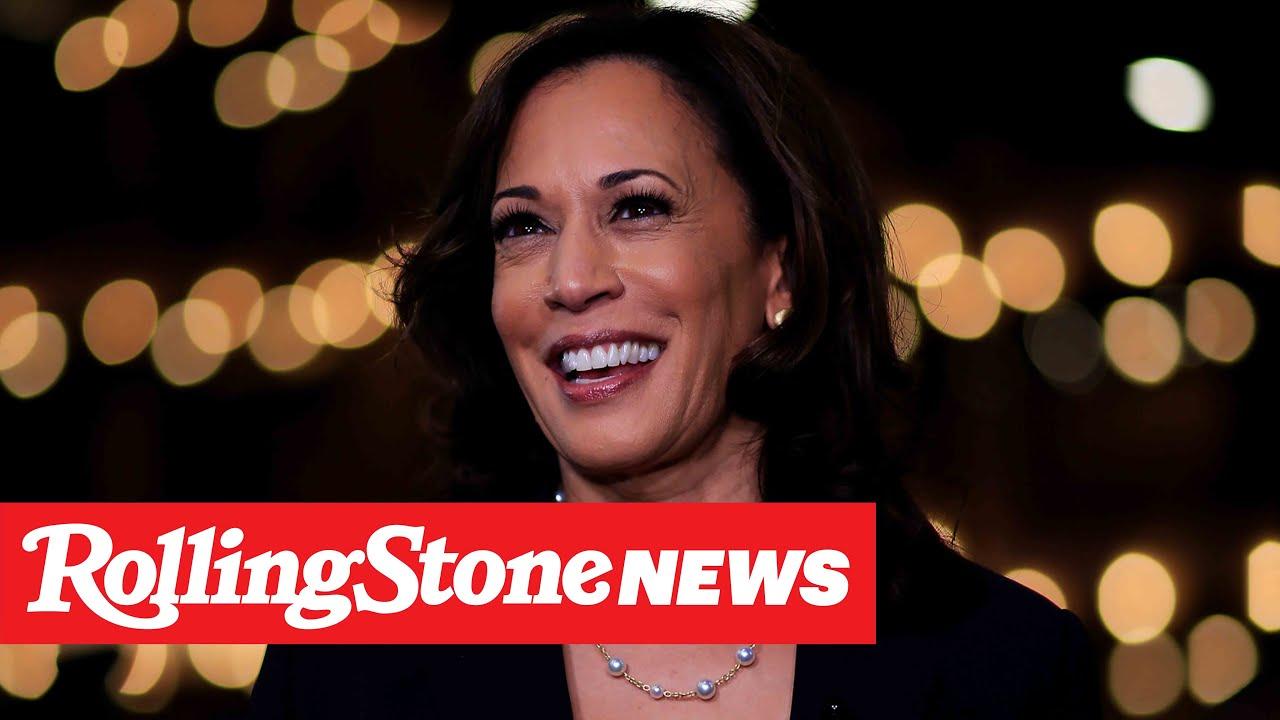 Biden Picks Kamala Harris for VP   RS News 8/12/20