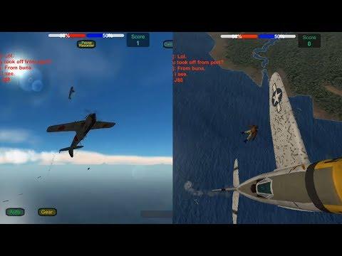 Wings of Duty - Ki-84 DOMINATION!