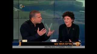 ינון מגל ב״לונדון וקירשנבאום״:״אני קודם כל יהודי וישראלי ואחר כך עיתונאי.״