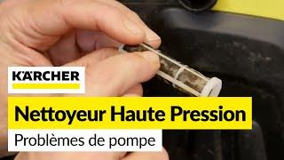 Comment Diagnostiquer les Problèmes de Pompe d'un Nettoyeur Haute Pression