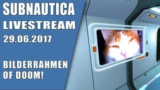 🎥 SUBNAUTICA LIVESTREAM 29.06.207 TWITCH GAMEPLAY LET'S PLAY Deutsch German thumbnail