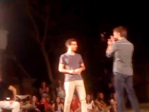 Kapse To Senario Thessaloniki 2012- Atakes Ap'thn Tseph