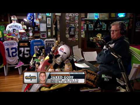 Jared Goff on The Dan Patrick Show (Full Interview) 1/16/17