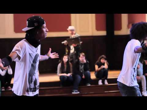 LES TWINS // Recap Workshop Berlin Meistersaal