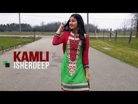 Kamli - ft. Isherdeep   Mankirt Aulakh  Sukh Sanghera   Panjabi Dance