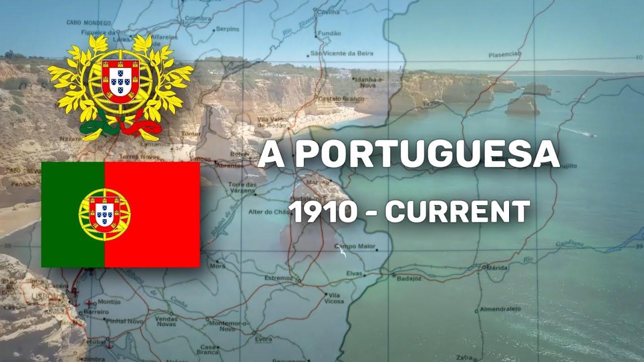 Historical Anthem of Portugal ประวัติศาสตร์เพลงชาติโปรตุเกส