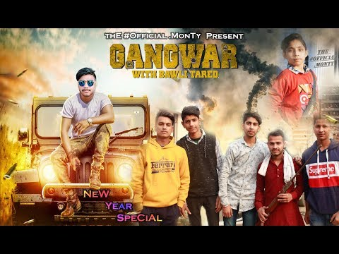 GANGWAR WITH BAWLI TARED (OFFICIAL VIDEO)| GANGWAR| VICKY KAJLA | SUMIT GOSWAMI By _ MONTY