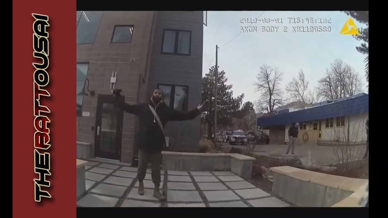 Bodycam Released Showing Harassment of Black Man Picking Up Trash