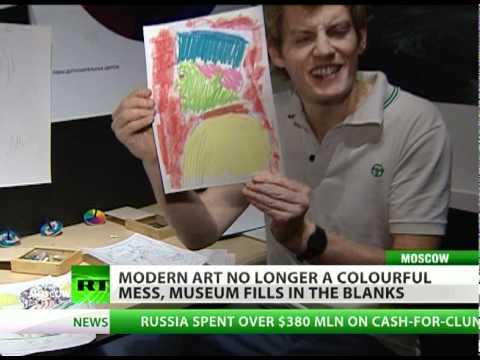 Think modern art is rubbish?