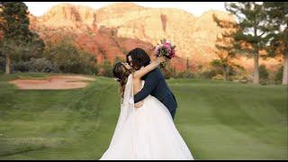 Angel & Michael Sedona Arizona Wedding