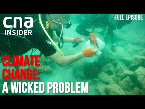 Singapore's Plastic Problem: Can We Curb Our Plastic Addiction? | Climate Change: A Wicked Problem