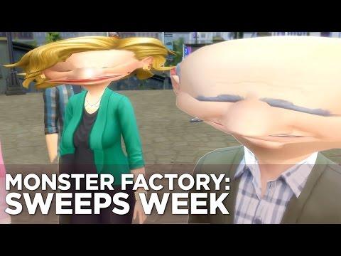 Boba Fett Hates Raymond - Monster Factory: Sweeps Week Ep. 3