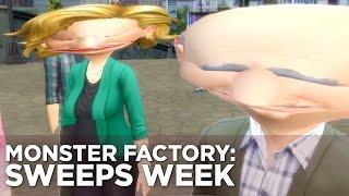 Boba Fett Hates Raymond — Monster Factory: Sweeps Week Ep. 3