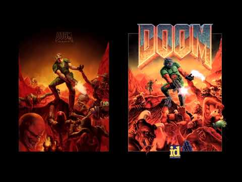 DOOM II - Into Sandy's City Remake by Andrew Hulshult