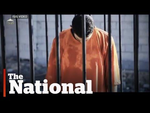 Muath al-Kaseasbeh, ISIS hostage, purportedly burned alive