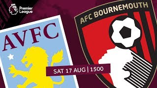 Aston Villa 1-2 Bournemouth | Extended highlights