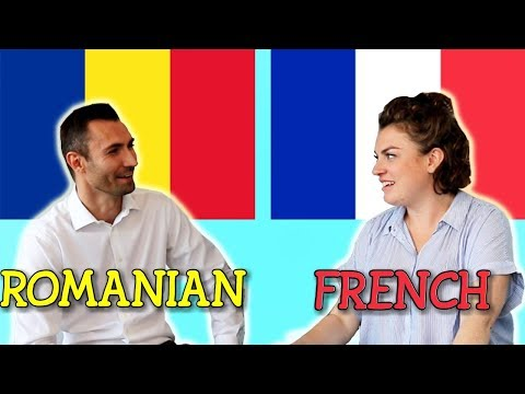 Similarities Between French and Romanian