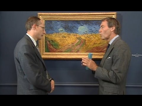The Great Masters: Vincent Van Gogh Museum Tour with John Leighton and Charlie Rose (1998)