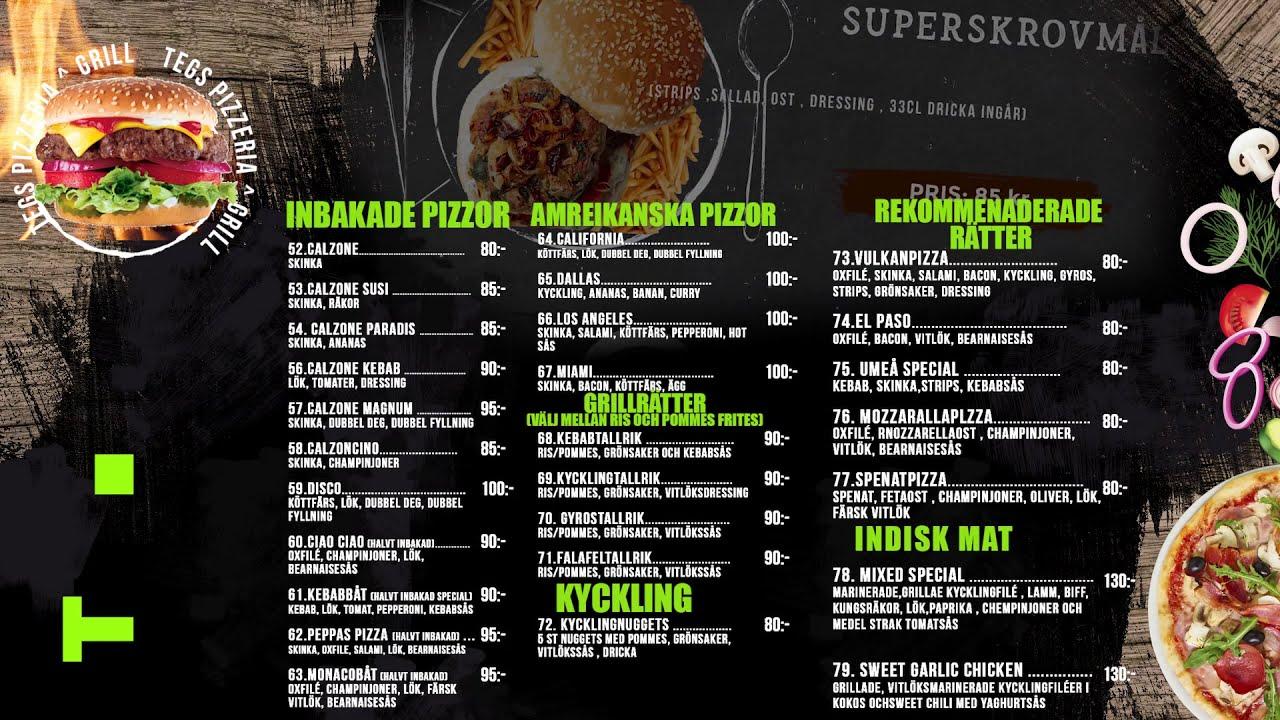 pizzeria haga umeå