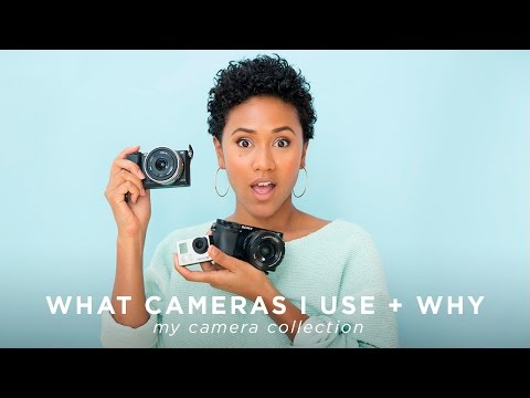 What Cameras I Use + Why | TECH TALK
