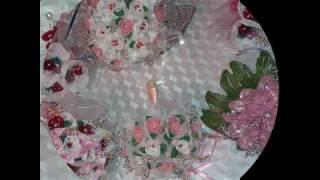 Букет невесты из бисера Талас